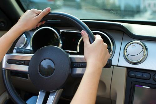 運転姿勢についての注意点
