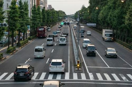 交通の流れを読む