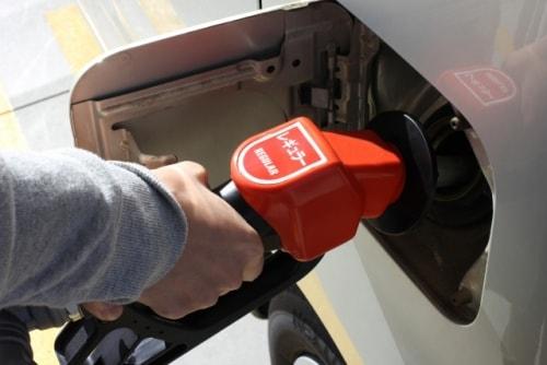 ガソリンは入っているか