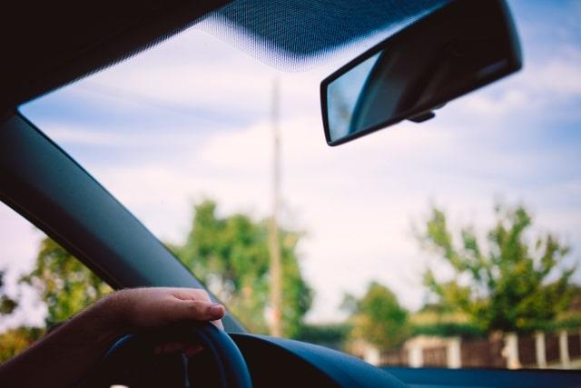 駐車時の幅寄せの仕方