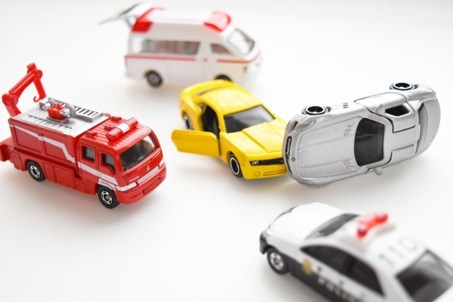緊急車両の種類